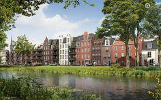 Zeven gevels Woerden, Netherlands