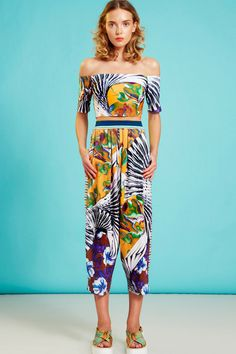 Clover Canyon | Resort 2015 Collection | i love me some colorrrrr