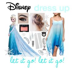 """""""disney princess / elsa"""" by realityisoverrated ❤ liked on Polyvore featuring Disney, NARS Cosmetics, Tiffany & Co., Bling Jewelry, Burberry, Gucci, Lauren Lorraine, Givenchy, disney and Disneyprincess"""