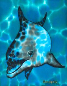 Original Animal Painting by Daniel Jean-baptiste Underwater Art, Surreal Art, Original Animal Painting, Marine Art, Painting, Devin Art, Baby Painting, Caribbean Art, Art
