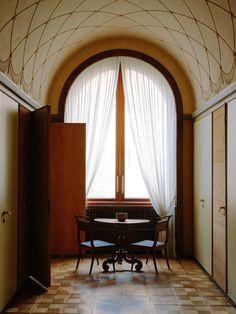 Villa Necchi Campiglio – CEREAL Villa Necchi, Arabescato Marble, Walnut Floors, Marble Wall, Architecture, Second Floor, Contemporary Style, Home Interior Design, Interior Inspiration