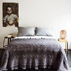 Parry & Anja Koops/Marie Claire Maison. blanket love