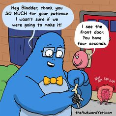 The Awkward Yeti comics  http://theawkwardyeti.com