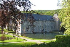 Castle and gardens of Annevoie (Belgium) ©Copyright 2014 - Dinant Tourisme