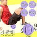 Fun sport 小波妞 筋膜放鬆按摩球(1顆) 筋膜球 按壓球 按摩器 材質:塑膠/泡棉 重量:244g±5% 負重:120公斤 直徑:13.5cm±1cm 顏色:粉紫色 產地:台灣  Fun sport massage ball Material: plastic / foam Weight: 244g±5% Load: 120kg Diameter: 13.5cm±1cm Color: Lilac purple Origin: Taiwan