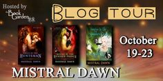 Mistral Dawn's Musings: I'm Being #Honored With A #BlogTour!! :-)