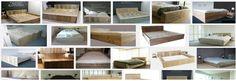zelf een bed maken http://www.fredsbouwtekeningen.nl/blog/bed/zelf-een-bed-maken/