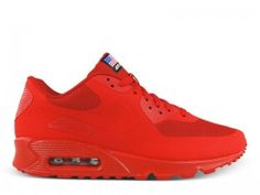 size 40 45fd3 73d57 Ycf Nike Air Max 90 Hyperfuse USA Independence Day Dame Herre Sport Rød