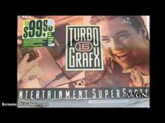 AVGN briefly reviews TurboGrafx & 3DO.