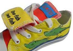 Dr Seuss shoes. Do they have adult ones  7eb837694
