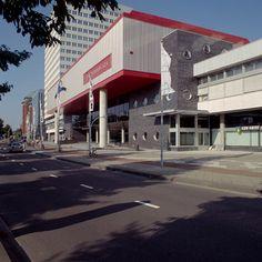 f2B Architecten bna/bni (Project) - Beurs Plaza World Fashion Centre - PhotoID #69389 - architectenweb.nl