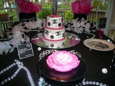 -Coo Coo for Coco Chanel Birthday Party