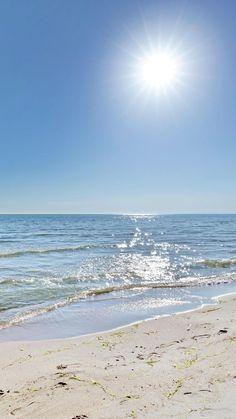 Lübecker Bucht Ostsee: Urlaub in Scharbeutz Sierksdorf Neustadt Ocean Pictures, Summer Pictures, Sea And Ocean, Ocean Beach, Beach Wallpaper, Photos Voyages, Beach Scenes, Beautiful Beaches, Beautiful Landscapes