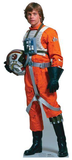 Advanced Graphics Star Wars Luke Skywalker Rebel Pilot Cardboard Stand-Up Star Wars Luke Skywalker, Anakin Skywalker, Star Wars Droides, Star Wars Facts, Star Wars Quotes, Star Wars Humor, Grandeur Nature, Star Wars Tattoo, Star Wars Wallpaper