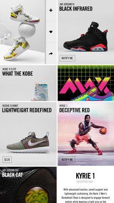 Nike SNKRS app