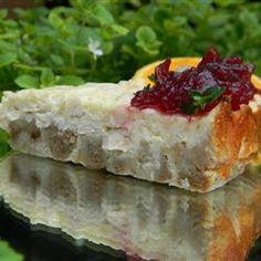 Leftover Turkey Cheesecake Allrecipes.com   If Patty Hintz still has leftovers she should make this!