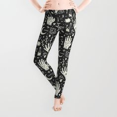 Buy Witchcraft by LordofMasks as a high quality Leggings. Worldwide shipping available at Society6.com. Just one of millions of products available.