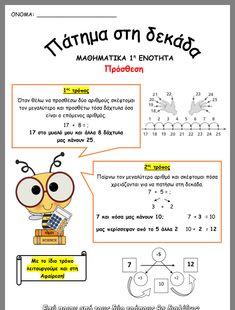 Third Grade Math, First Grade, Math Classroom, Classroom Activities, Math Addition, School Hacks, Hands On Activities, Math Lessons, Teaching Math