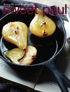a foodie magazine