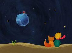 the little prince vector - Buscar con Google