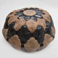 Moroccan Camel Leather Pouf   #sale #shop #gypsy #marrakech #travel #design #boho #bohemian #wanderlust #import #global #fashion #fairtrade #peace #love #yoga #moroccan #energy #morocco #maroc #hippie