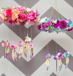 Image of Floral Mobile