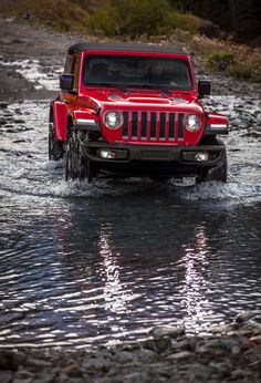 Exclusive 2018 Jeep Wrangler Rubicon Photos - New Unlimited Rubicon Photos Red Jeep Wrangler, Jeep Rubicon, Jeep Wrangler Unlimited, Jeep Wranglers, Lifted Ford Trucks, Jeep Truck, Jeep Cars, Lamborghini, Ferrari 458
