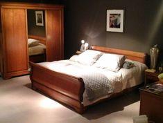 Minet slaapkamer kersen hout, schuifdeurkast met spiegel, commode, kommode, spiegel, nachtkast met lade,frans, sfeer, nostalgie, romantisch.,theo bot slaapkenner, matras, bed, zwaag, hoorn