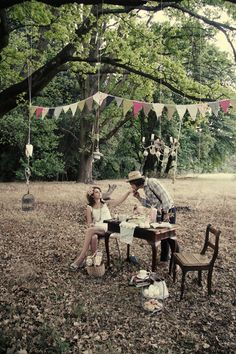 so romantic and cute....love the imagination