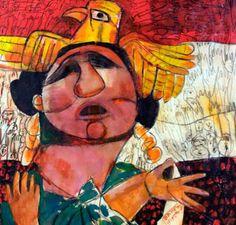 George Bahgoury: Pintura Egipto del Exilio | Al Akhbar Inglés