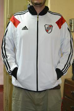 Campera Blanca River Plate Julio A. Roca 871 +info: 3704302029 (whatsapp)