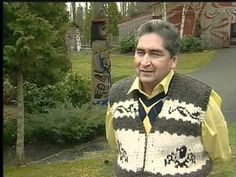 Cowichan Sweater Claimed as a Canadian Symbol