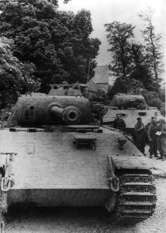 Panzerkampfwagen V Panther Ausf. A (D2) (Sd.Kfz. 171) #tanks #worldwar2