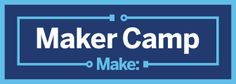 Maker Camp: Daily Maker projects for 6 hot summer weeks! Our themes: Fantasy (films), Funkytown (music), Farmstead, Fun & Games, Flight, and Far-Out Future.