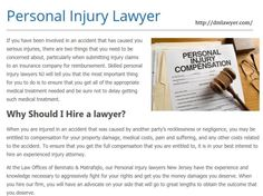 When you are injured in an accident that was caused by another party's recklessness or negligence, you may be entitled to compensation for your property damage, medical costs, pain and suffering, and any other costs related to the accident.