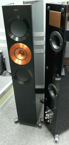Kef Reference 3 Cabinets.  $13,000 US for the pair.