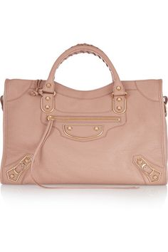 Antique-rose textured-leather (Goat) Zip fastening along top Designer color: Rose Des Sables  Comes with dust bag Weighs approximately 0.9lbs/ 0.4kg  Made in Italy
