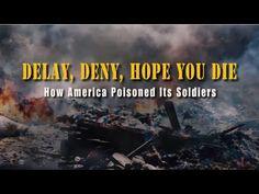 Burn Pits & Betrayal: How U.S. Poisoned its Veterans