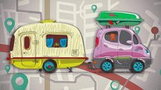 How to Plan the Perfect Road Trip.  LifeHacker article with lots of ideas for planning a road trip.