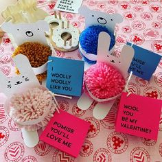 Wool you be my valen