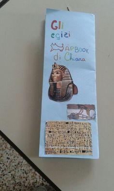 Lapbook antichi egizi
