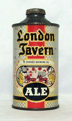 London Tavern Ale , El Dorado Brewing Co. , Stockton CA