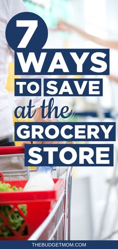 Save Money On Groceries, Ways To Save Money, Money Saving Meals, Best Money Saving Tips, Money Saving Challenge, Money Tips, Grocery Store, Show Me The Money, Food Budget
