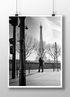 Plakat / Poster – Paris_Montmartre_1