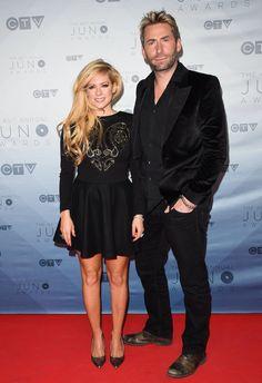 Pin for Later: Avril Lavigne und Chad Kroeger zeigen sich zusammen knapp 7 Monate nach ihrer Trennung