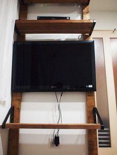 テレビ壁掛け