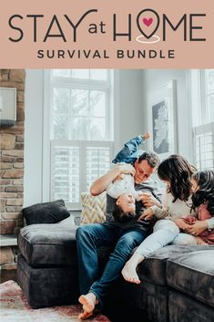 Stay at Home Bundle 2020 Lifestyle Group, Healthy Lifestyle, Financial Stress, Interesting Blogs, April 7, Parent Resources, Feeling Sad, Stay At Home, Suddenly