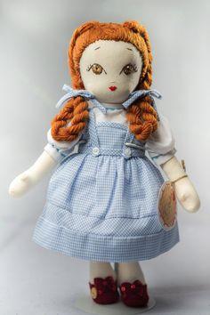 Dorotea Handmade Collection Cloth Dolls