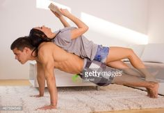 Image result for guy doing push ups with girl on his back Match Making, Push Up, Novels, Gym, Running, Sports, Image, Hs Sports, Keep Running