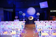 A wedding ceremony in Our Planet is out of this world! Photo by: Live Happy Studio